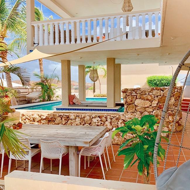 Beleef Curaçao Appartementen Kaya Vivaldi 31.