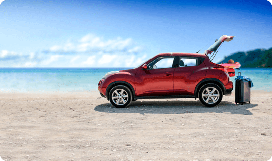 Explore Casha's rental cars when on vacation in Curaçao.