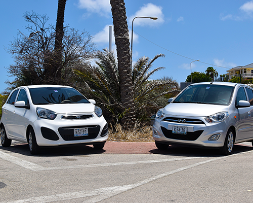 Bon4rent Car Rental Curacao offers reliable cars and good service.