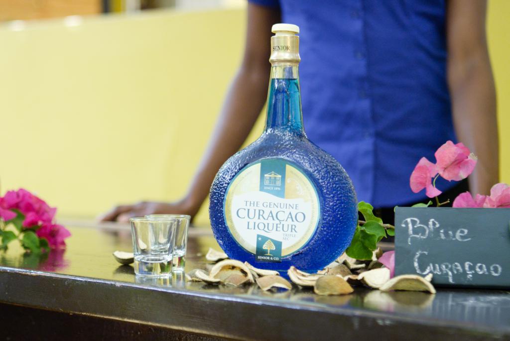 Blue Curaçao Tastings - Copy
